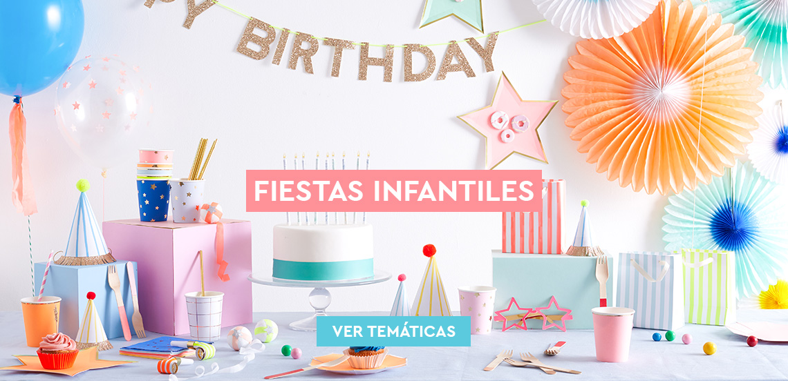 Mister & Miss Party - Home Banner - Fiestas infantiles