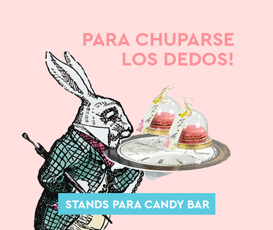 Mister & Miss Party - Stands para Candy Bar
