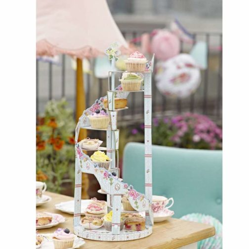 Stand Cupcakes Tea Party