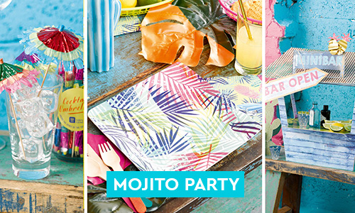 Fiestas para adultos - Mojito Party