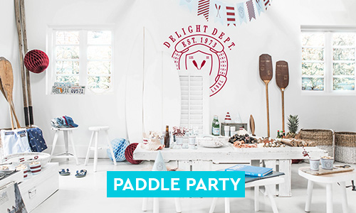 Fiestas para adultos - Paddle Party
