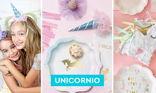 Fiesta Unicornio - Mister & Miss Party
