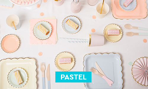 MIster & Miss Party - Fiesta Pastel