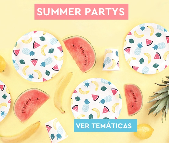 Banner summer partys