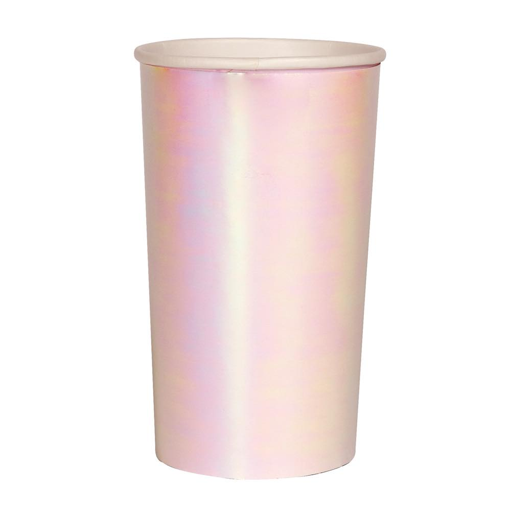 Vaso Iridiscente XL