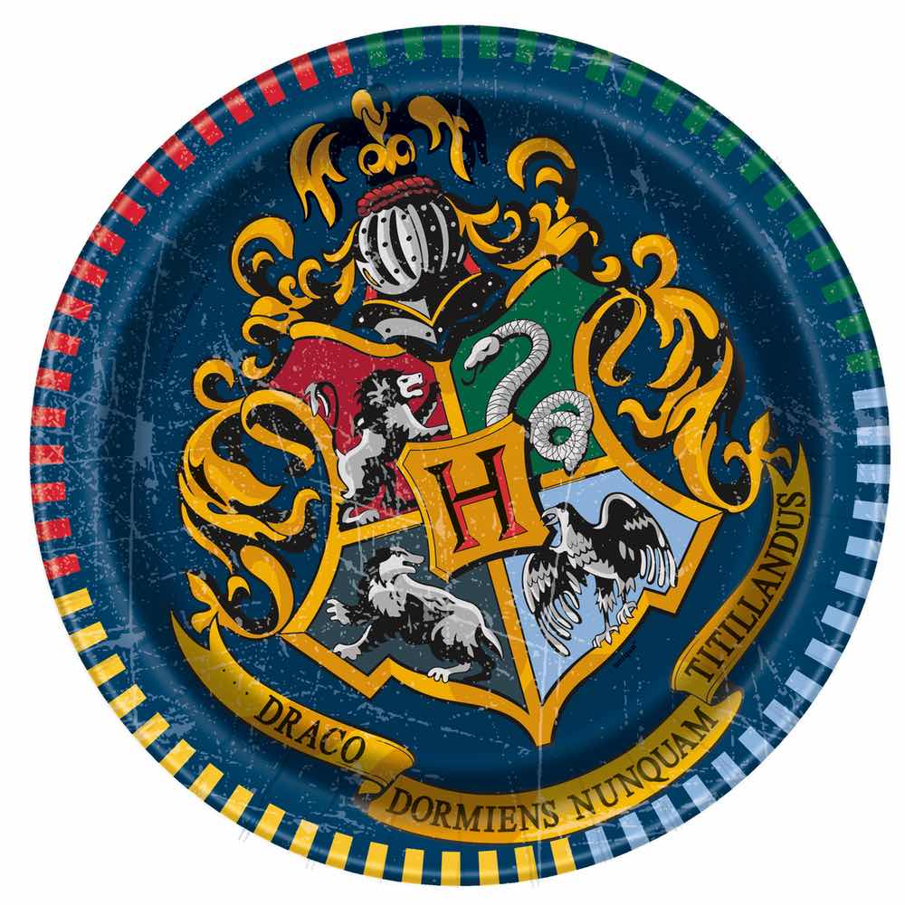 Platos harry Potter