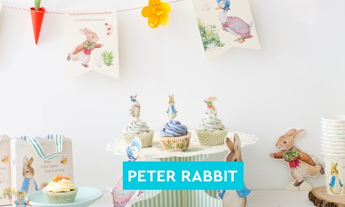 Banner Peter Rabbit