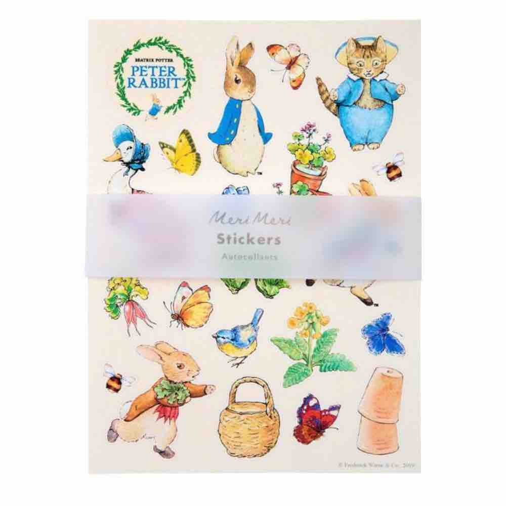 Stickers Peter Rabbit