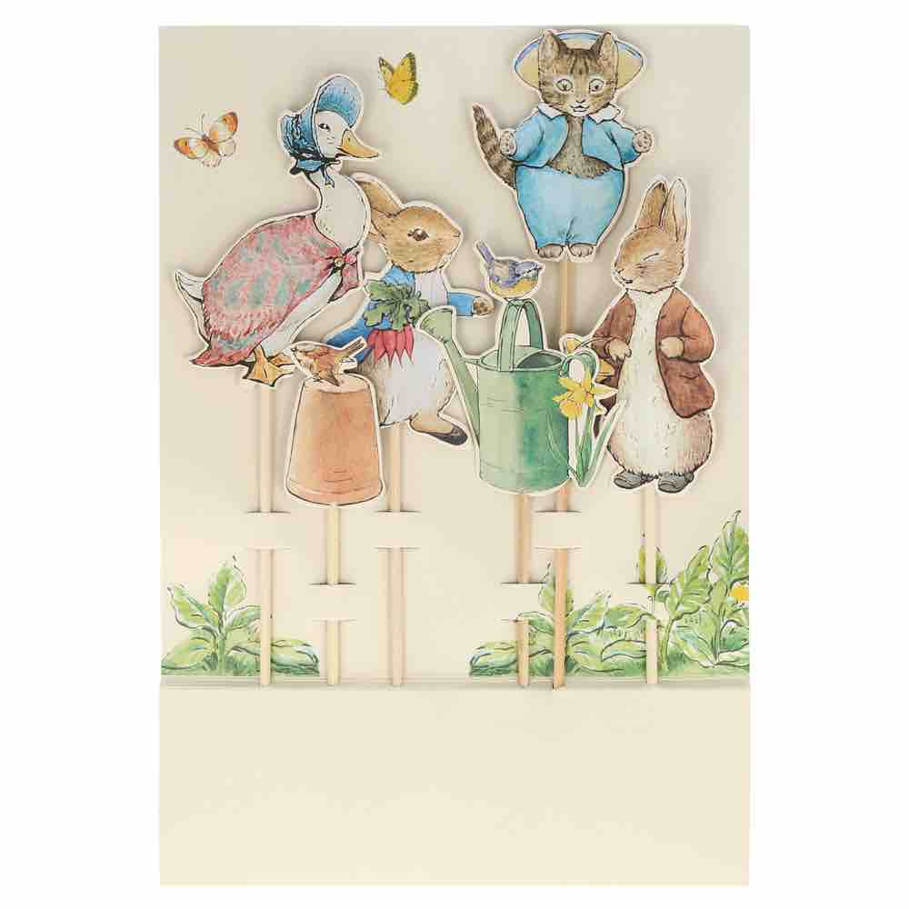 Toppers Tartas Peter Rabbit